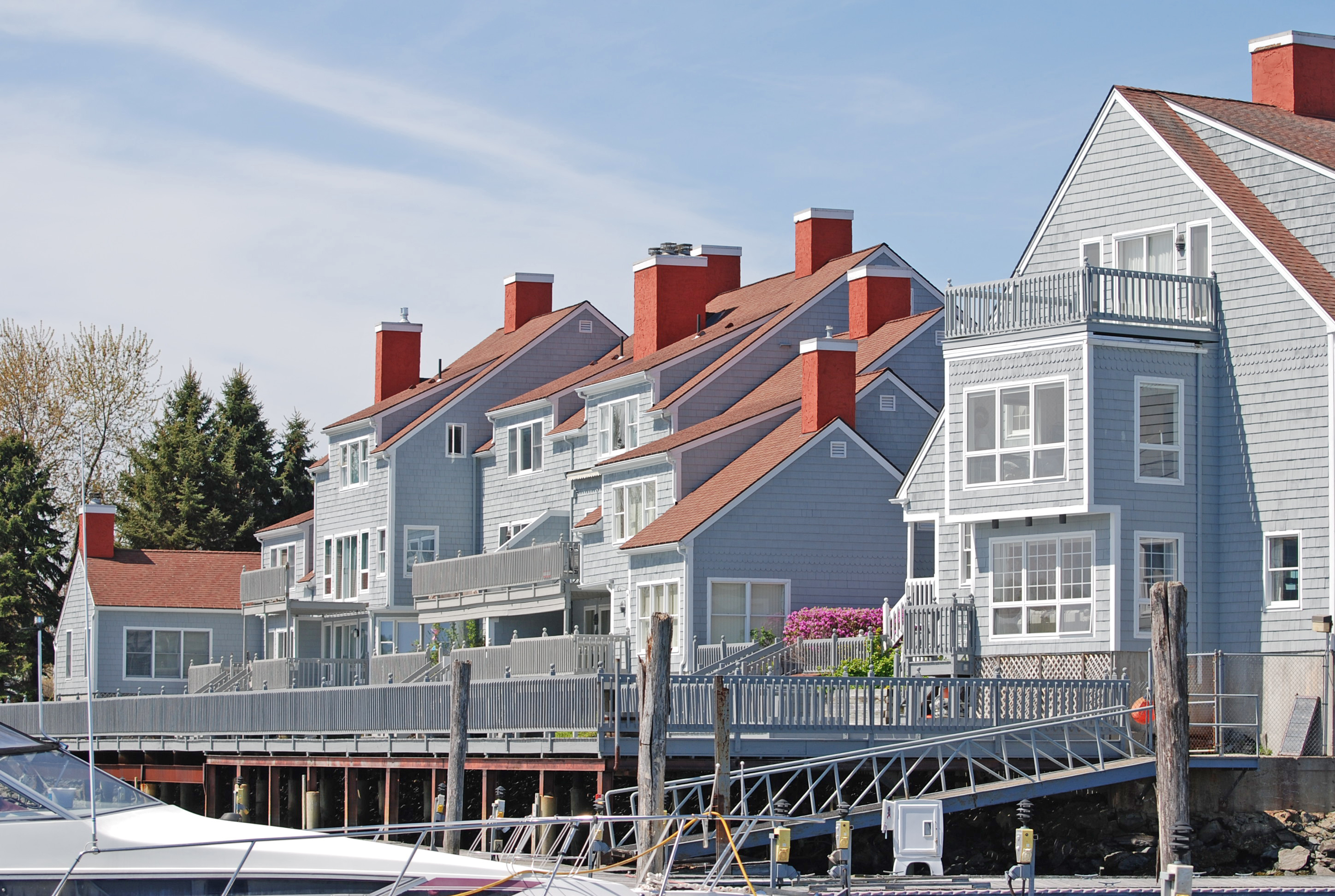 Sales of Vacation Homes Up in 2015