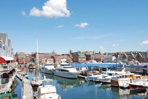 Waterfront Homes in Portland Maine