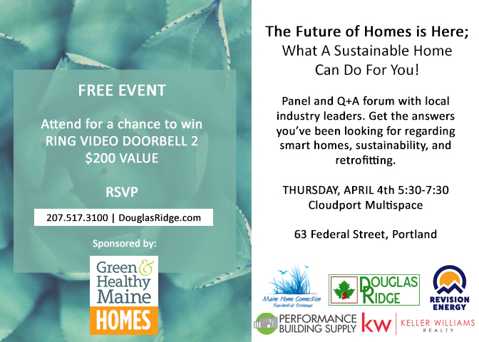 The Future of Homes Event Recap