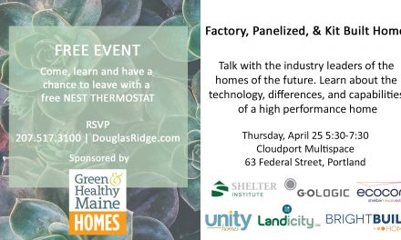 Third Sustainable Home Event a Success