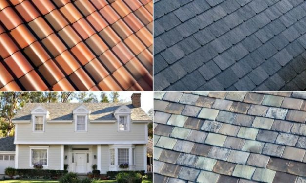 Third times the charm; Tesla's solar roof
