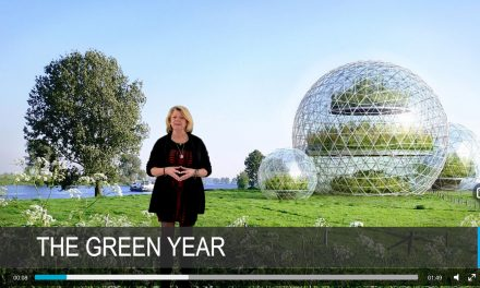 Make 2021 A Green Year