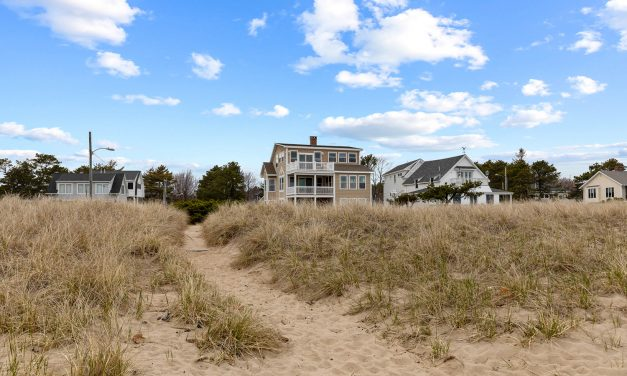 Living at the Ocean in Maine
