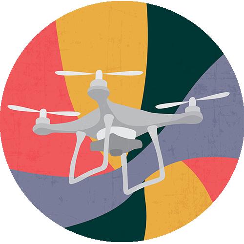 Web-Drone