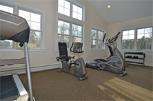 Ridgewood Estates - Fitness Center | Falmouth Maine