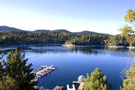 Lake Arrowhead Maine