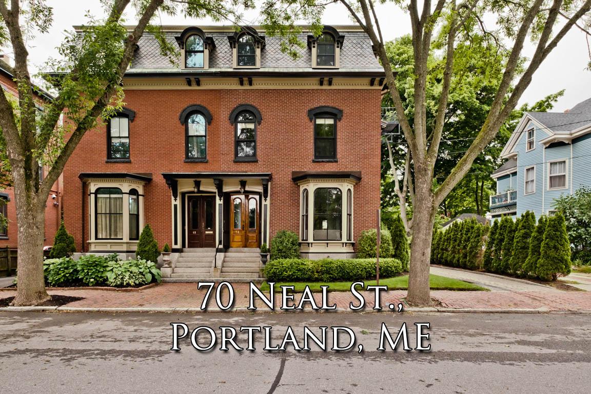 portland maine real estate