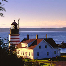 Maine's Lighthouse Directory