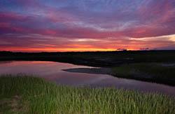 Maine Estuaries and Tidal Coastline