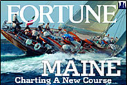 Charting a New Course in Maine