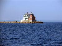 Rockland Harbor, Maine