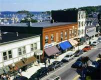 The Village of Camden, Maine