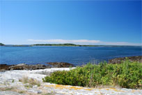 Deer Point on Chebeague Island, Maine